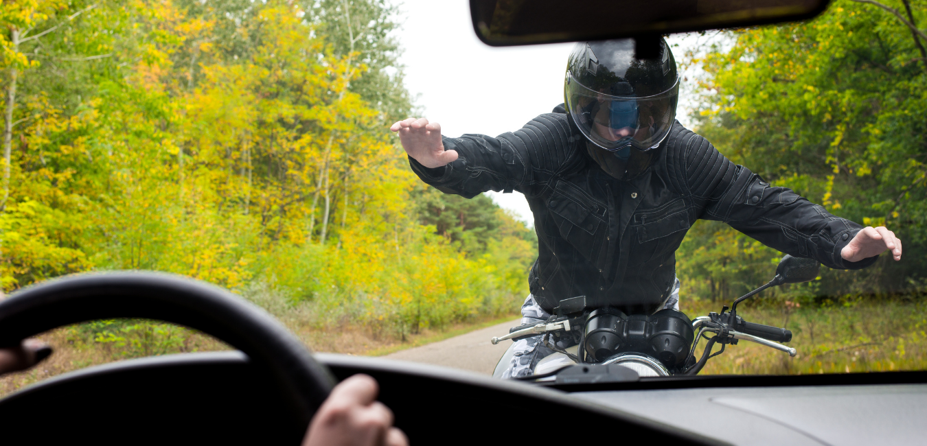 Read more about the article Common Types of Motorcycle Accident Injuries